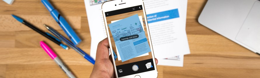 Adobe Unveils Free Scanner App with OCR and Enhancements to Adobe Sign