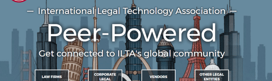 Just Days Before Its Annual Conference, ILTA Reshuffles Its Management