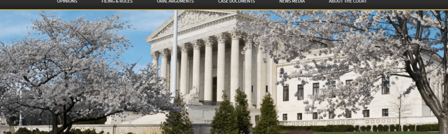 With New Website, SCOTUS Readies to Make All Filings Available Online