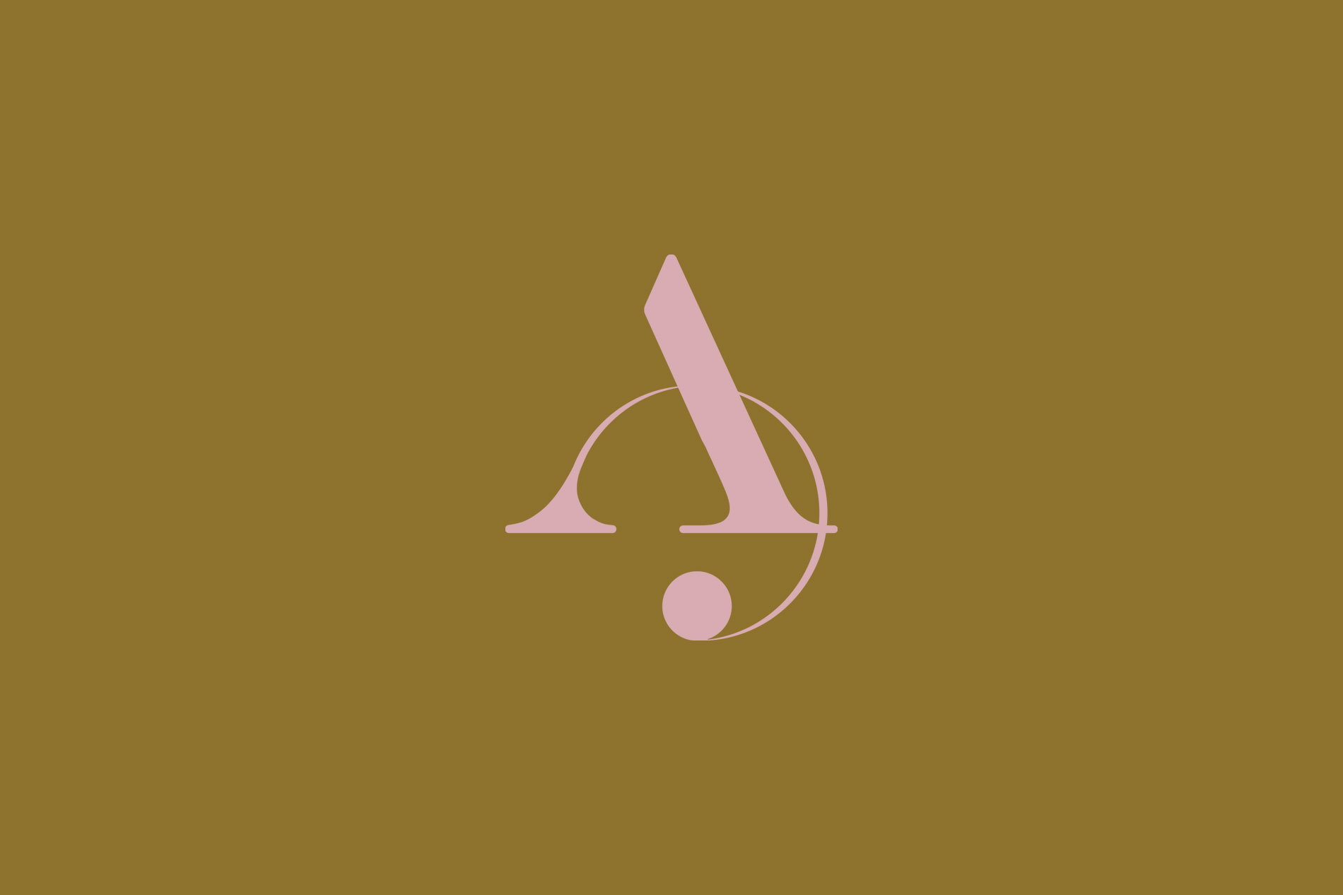 Aesthetics logo designs, logotype developments