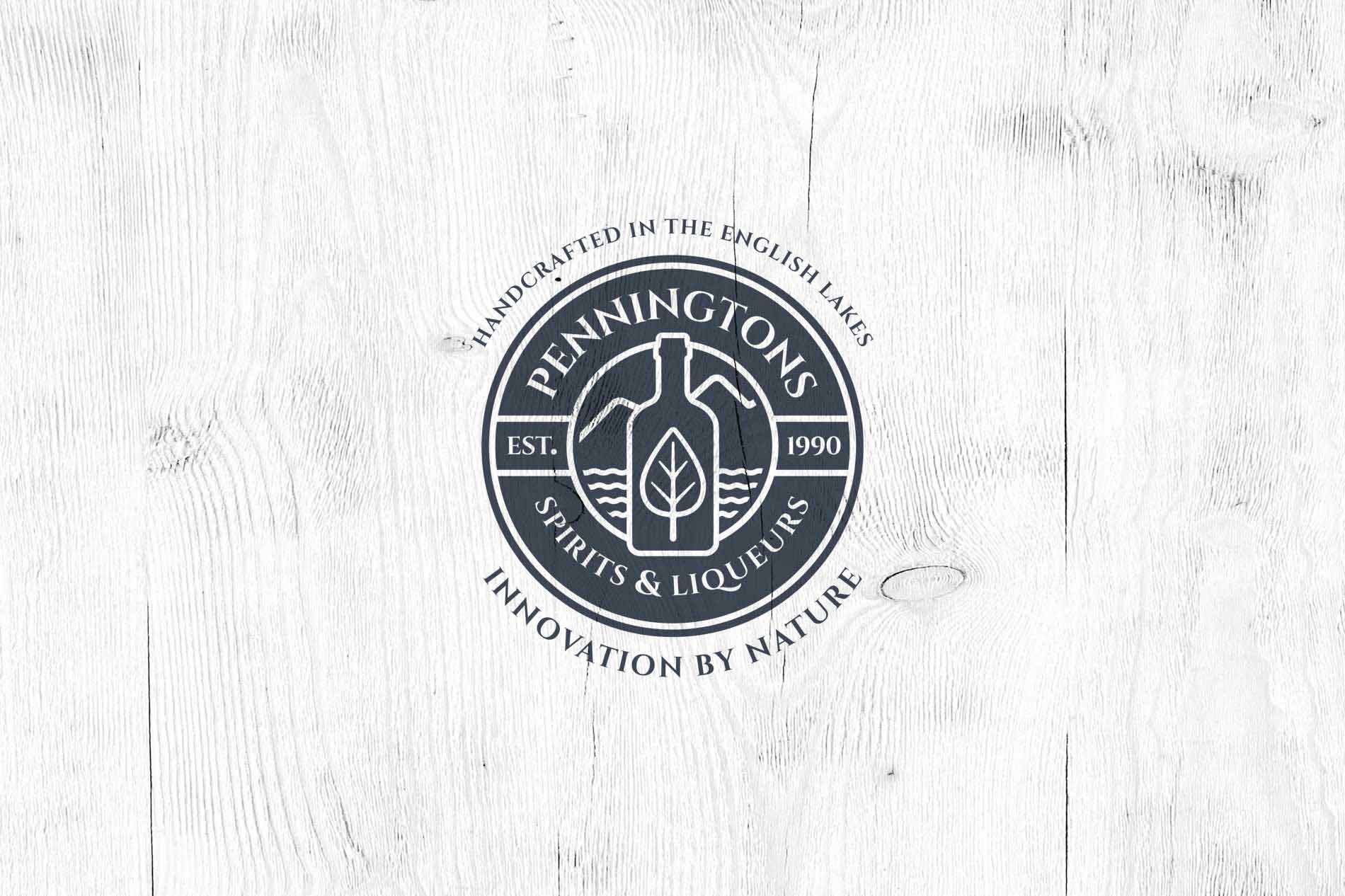 Penningtons Logo and Packaging Design