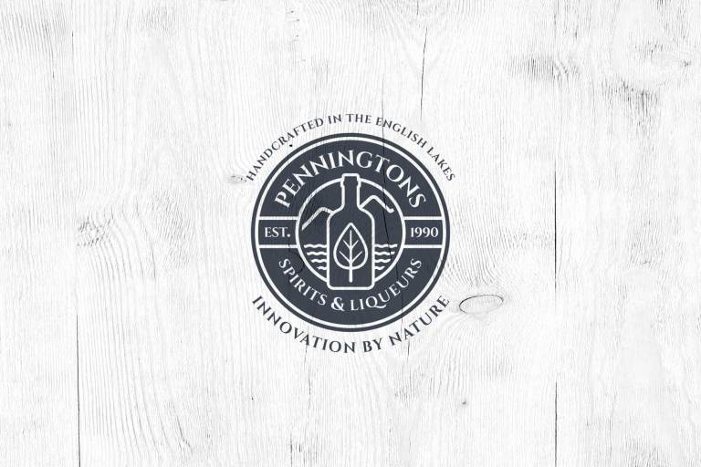 Penningtons Brand Logo and Packaging Design