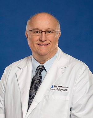 Tony O. Haley, MD, FACS