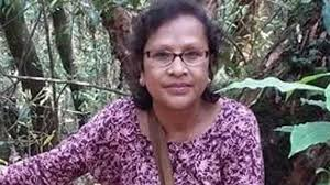 Apex Court issues Notice in Appeal by Senior Journalist Patricia Mukhim against Meghalaya High Court Judgement which refusedto quash criminal proceedings against her for a facebook post condemning attack on Non-Tribals in Shillong
