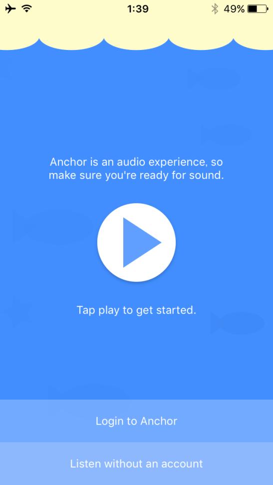 Anchor〜登録方法と基本的な使い方