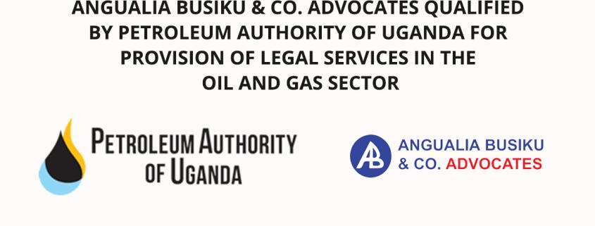 QUALIFIED BY PETROLEUM AUTHORITY OF UGANDA