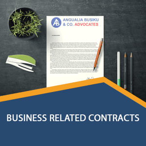 BUSINESS RELATED CONTRACTS