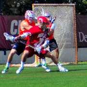Denver University Outlaws lacrosse
