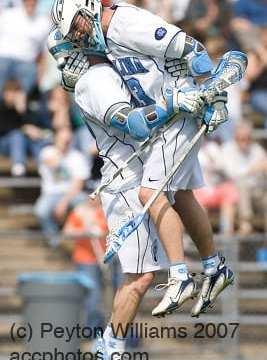 north carolina lacrosse attack