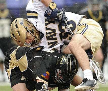 army navy lacrosse faceoff