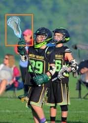 lacrosse beginners pass box head shoulders stick skills