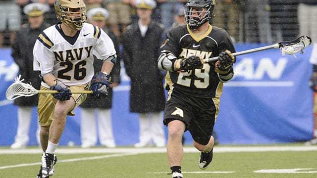 army navy lacrosse 2009