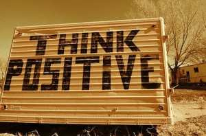 think positive mental attitude