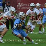 denver marquette college lacrosse 2016