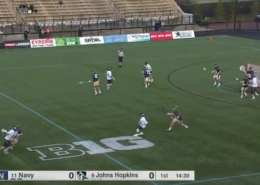 princeton pick roll pairs lacrosse offense play