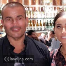 Amr Adib sends a fire message to Amr Diab because of the birthday of Dina El Sherbini