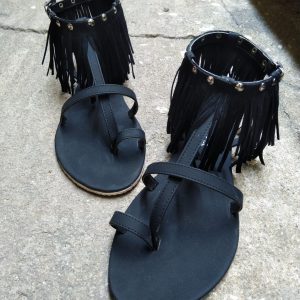 Laydeez Studded Gypsy Sandals