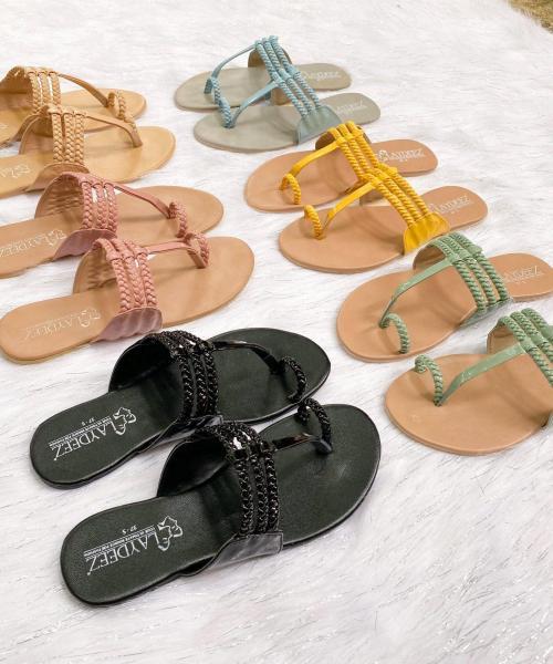 Laydeez - Candy Crush Chappal Sandals