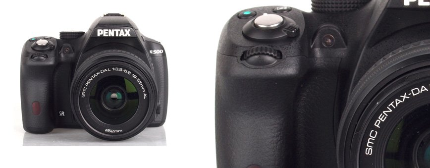 Pentax K-500 DSLR
