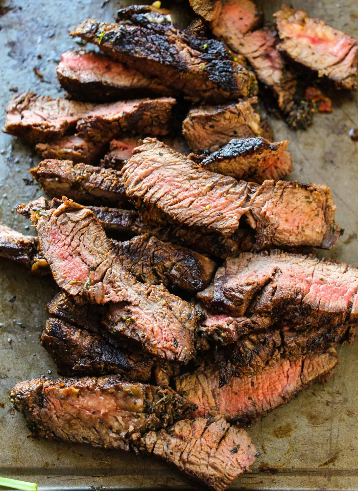 Best Ever Simple Flank Steak Marinade Layers Of Happiness