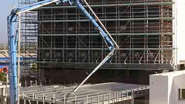 Allround Bridging System scaffolding