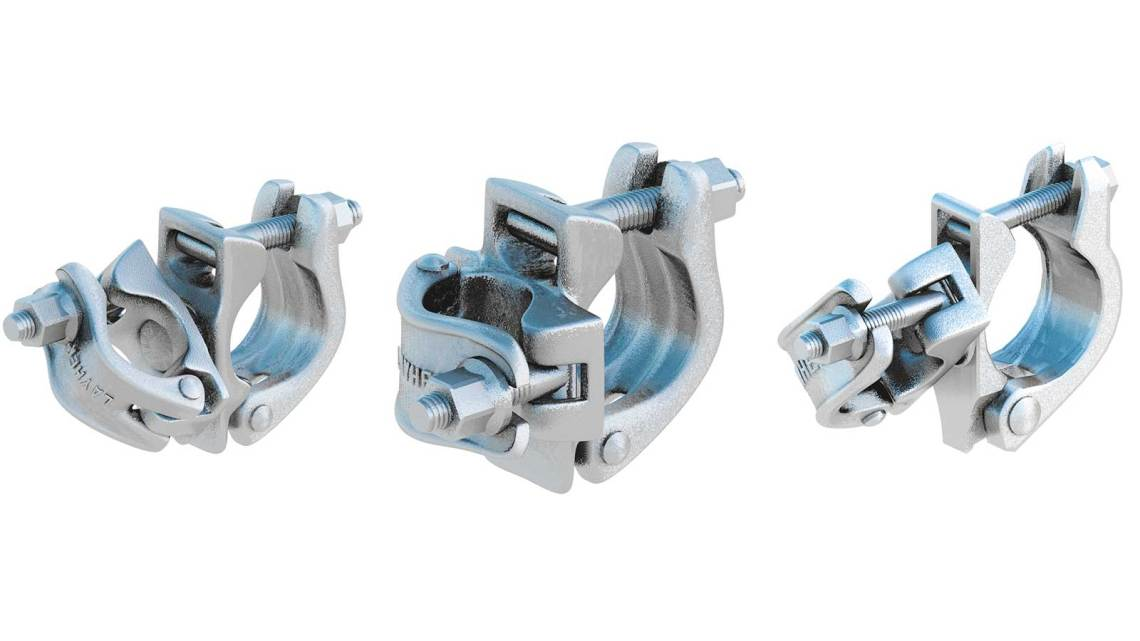 Layher stock a wide range of scaffolding fittings