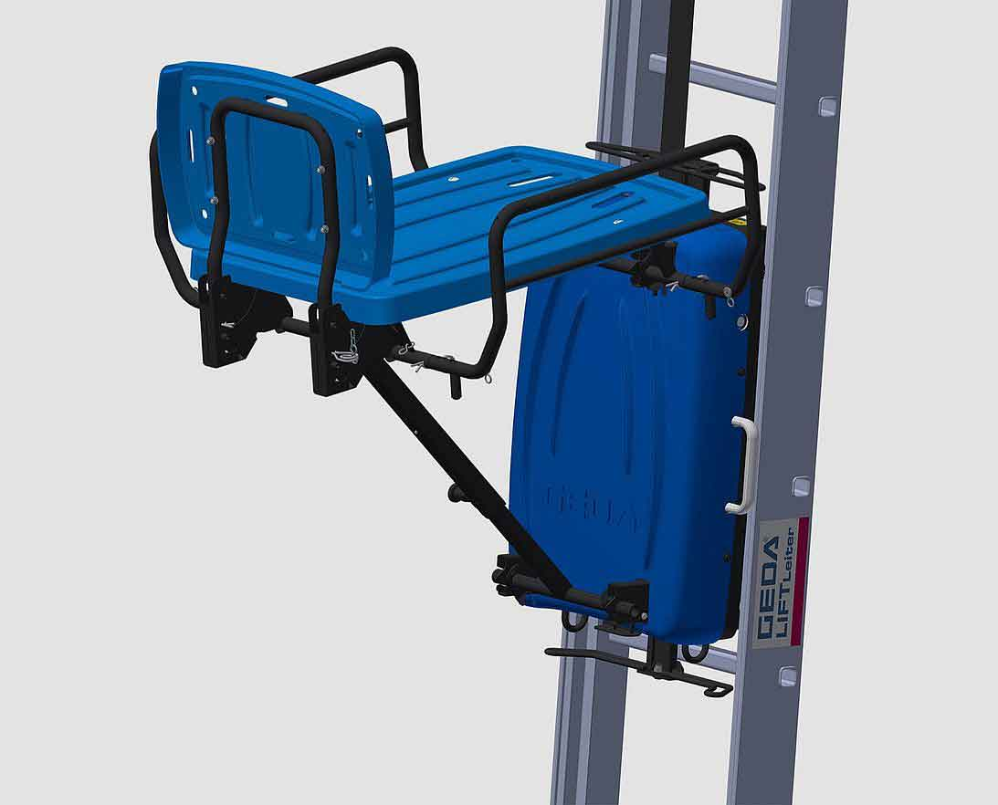 GEDA Battery Ladder Lift