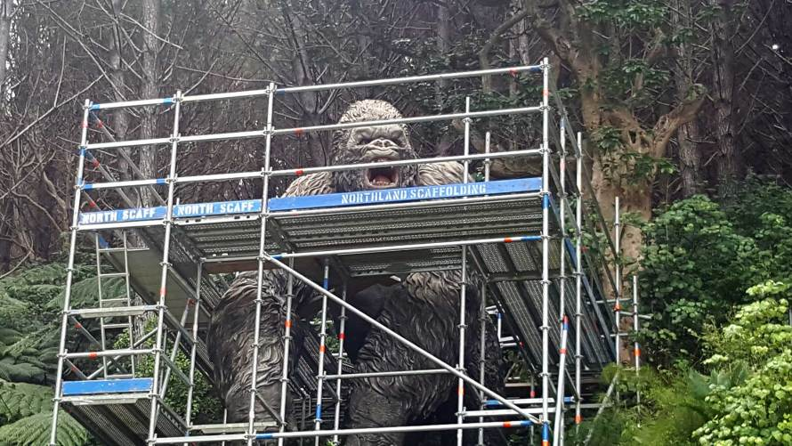 King Kong Scaffolding by Northland Scaffolding