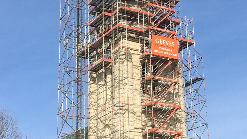 Platform Stairway to Heaven by Geeves Scaffolding