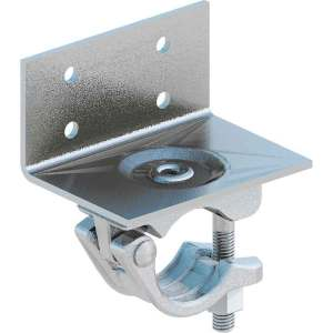 Squared timber coupler, small