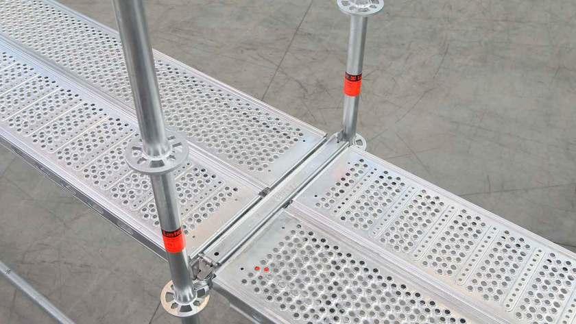Layher Steel Deck Lightweight