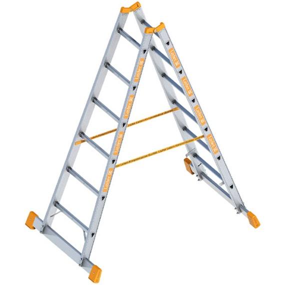 Escalera doble