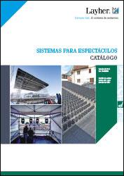Catálogo de sistemas para espectáculos
