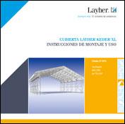 Instrucciones de montaje de la cubierta Keder XL
