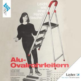 Publicidad impresa alrededor de 1960