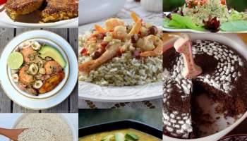 Como cocinar quínoa o quinua - Las Recetas de Laylita