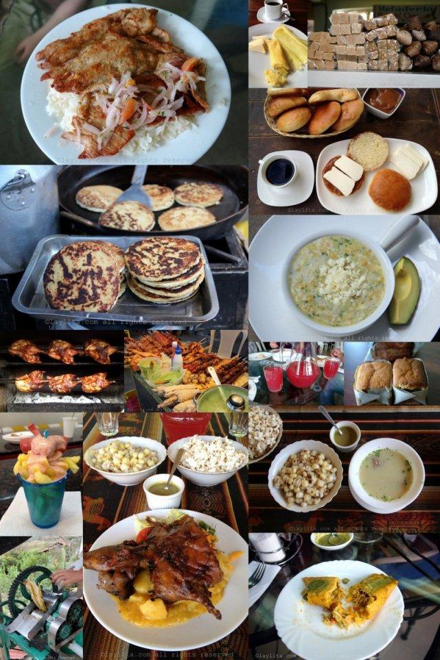 Gastronomía y comida típica lojana