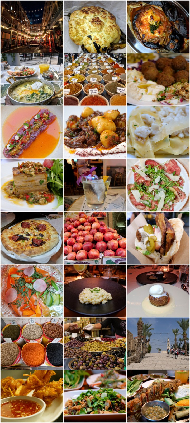 Mi viaje al Festival Gastronómico Round Tables en Israel