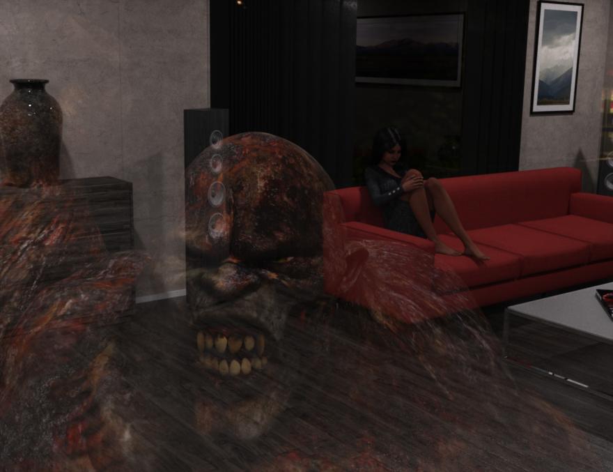 Terrifying Monsters