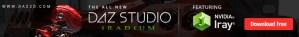 DAZ Studio Iradium