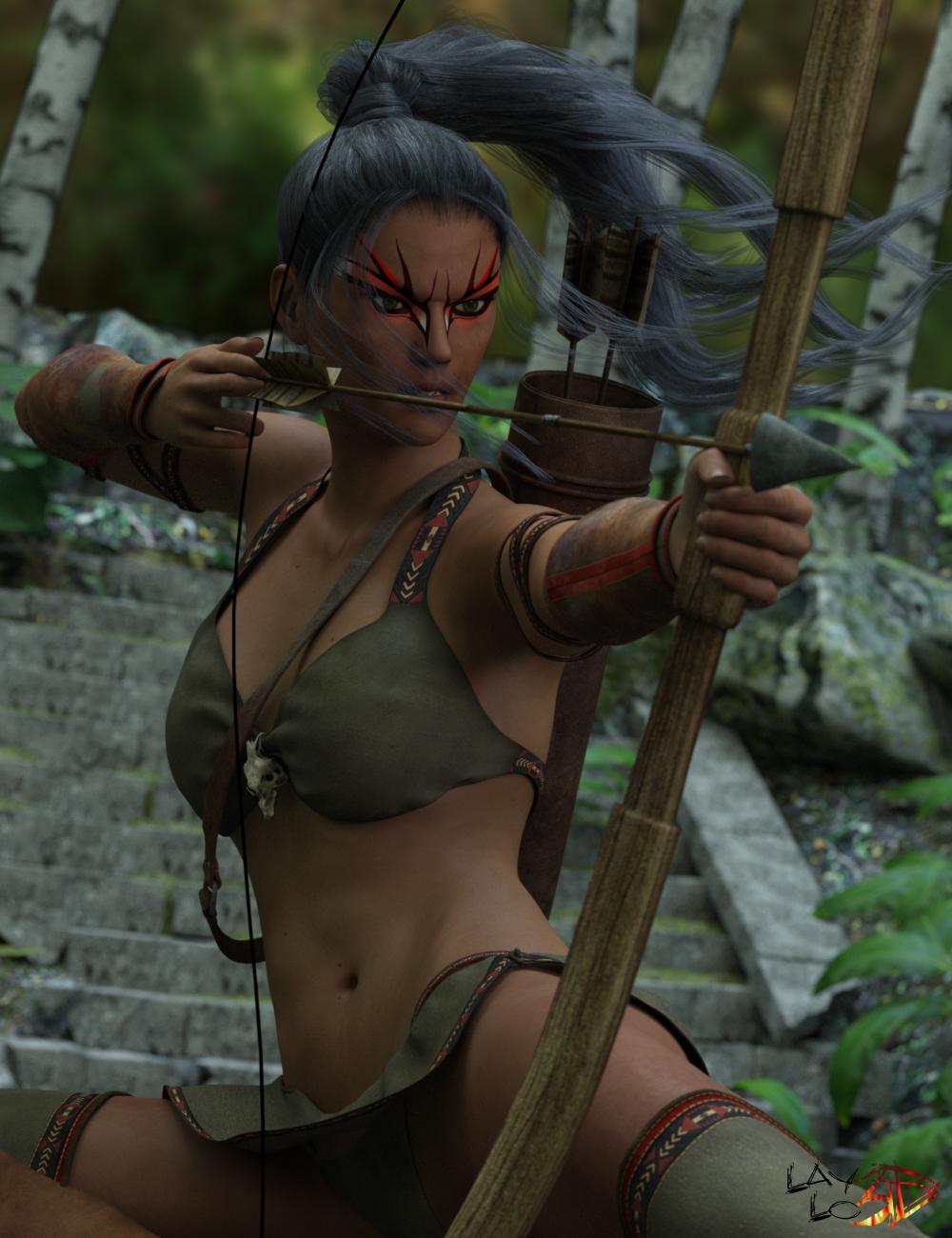 Jungle Goddess Liz