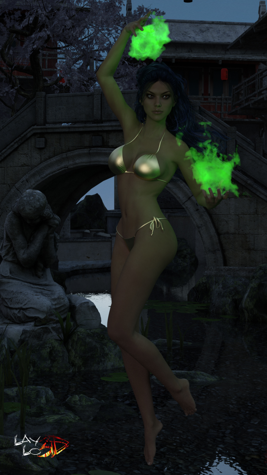 Requested by Zombi-Horde: Lynx, Pic 3 of 4