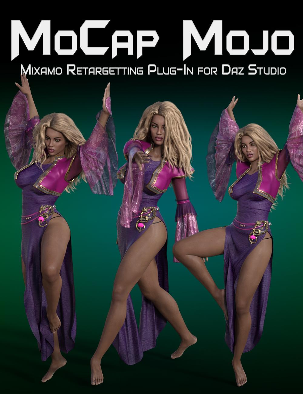 MoCap Mojo Cover