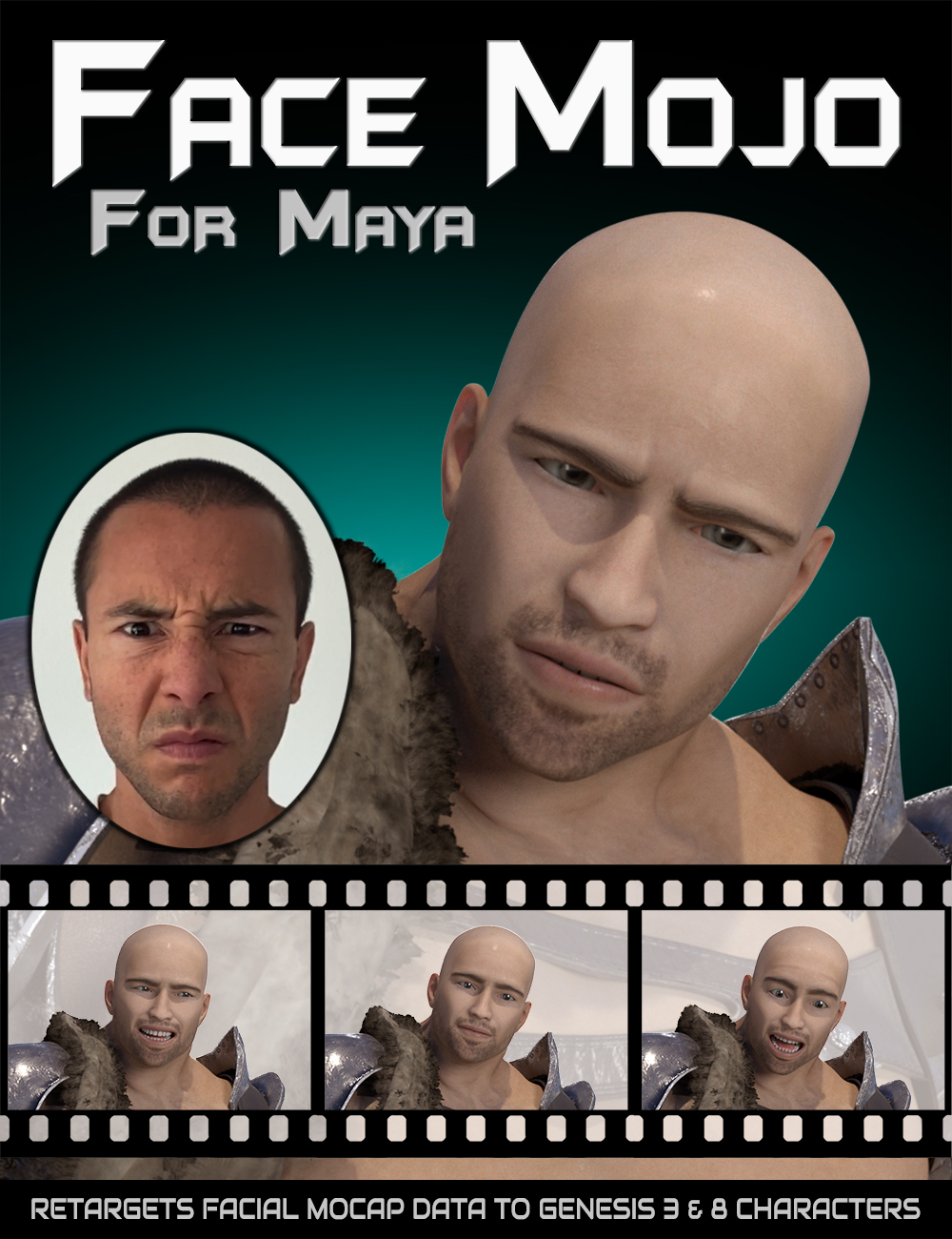 LayLo3D-Face-Mojo-for-Maya-Cover