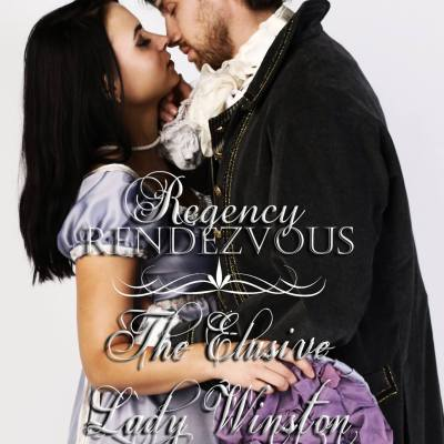 Pre-Order News! The Elusive Lady Winston (Regency Rendezvous Book 5)