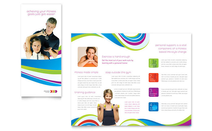 Personal Care Home Flyers