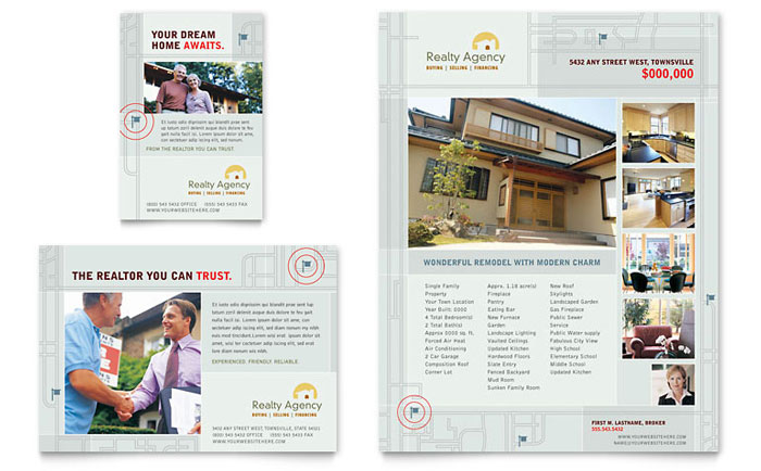 Real Estate Brochures Templates. 22 real estate brochure template ...