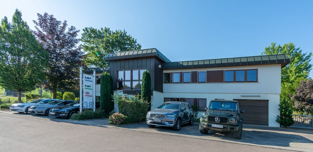 Falk GmbH Firmengebäude