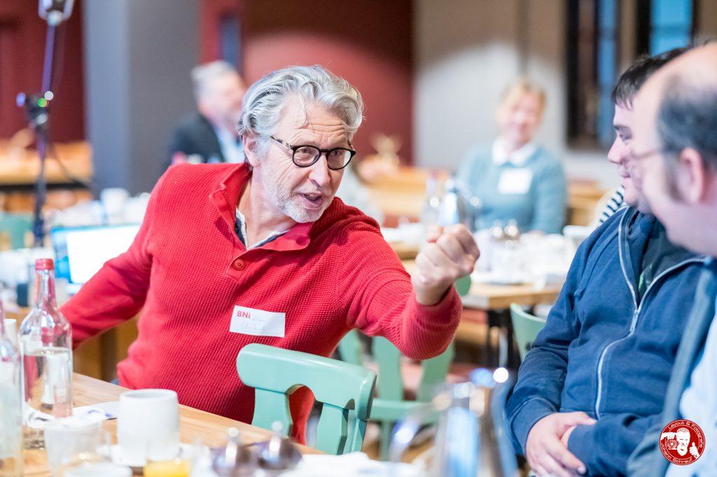 Klaus Umbach, Bio-Gärnter im BNI-Chapter Trollinger Heilbronn