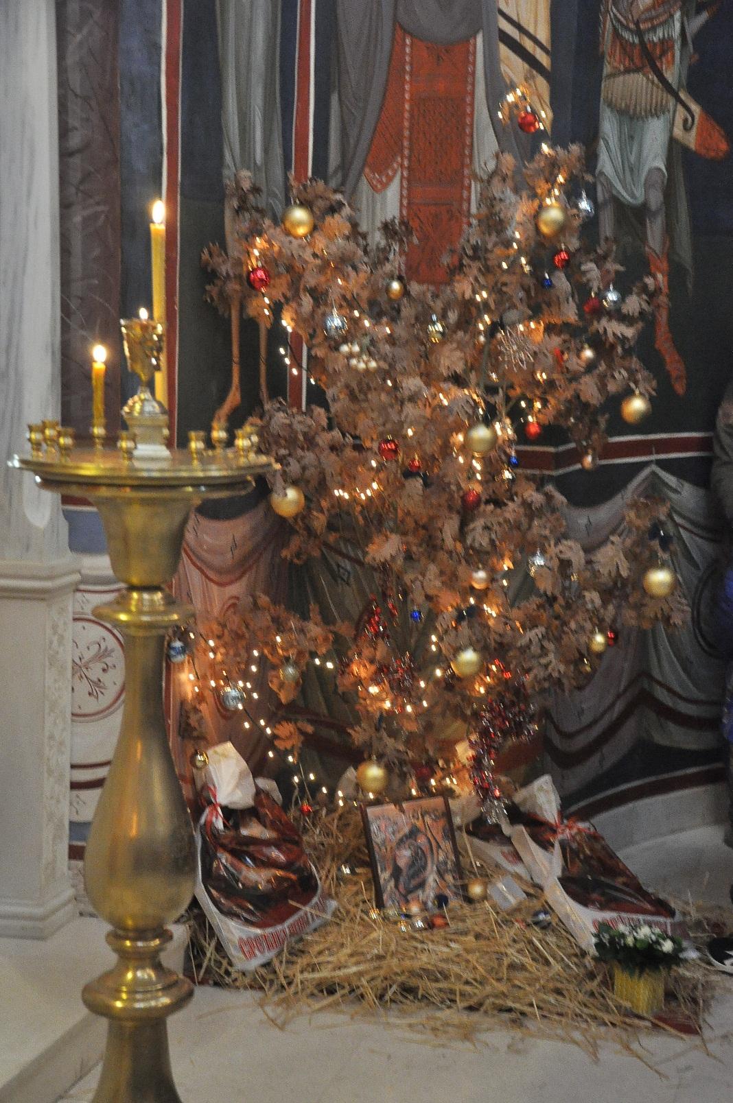 Божић у Љубићу